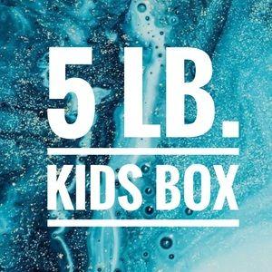 5 lbs. Kids Box